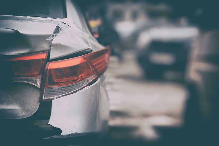 uninsured car